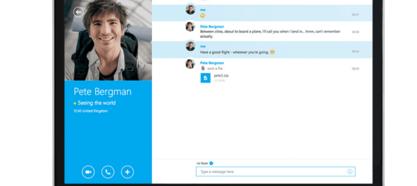 Join A Skype Conversation