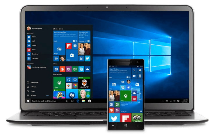 Windows 10 is offered for free for Windows 7 and Windows 8/8.1 users