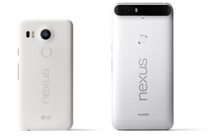 Nexus 5X vs. 6P Design