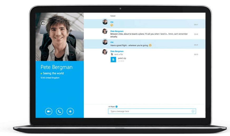 Join A Skype Conversation Without Installing It