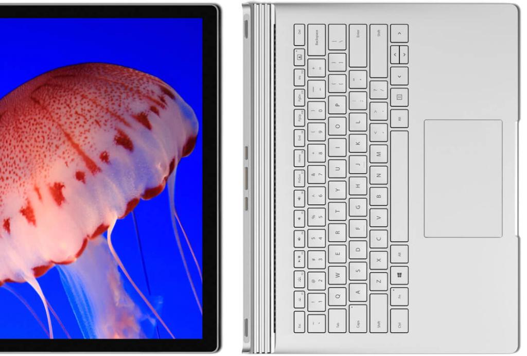 Microsoft Surface Book Keyboard