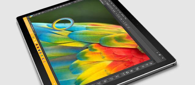 Surface Book Portable Mode